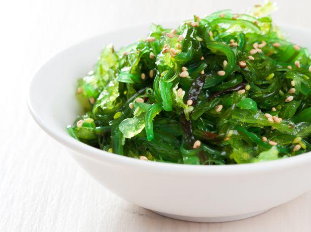 insalata wakame