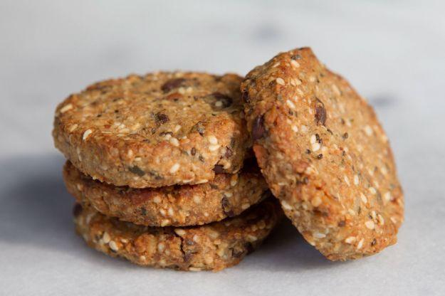 biscotti semi di chia