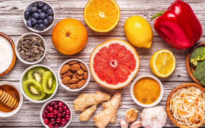 Cibi che rafforzano il sistema immunitario