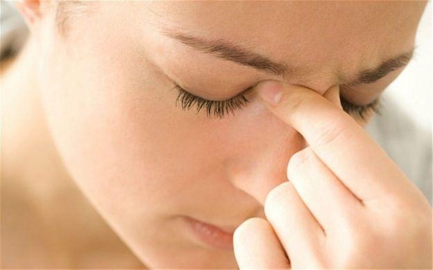sinusite sintomi rimedi cure naturali