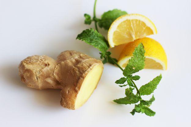 limone e zenzero