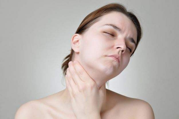 mal di gola cronico sintomi cause rimedi