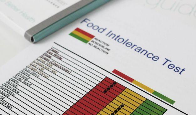 test intolleranze alimentari tipologie prezzo come funzionano