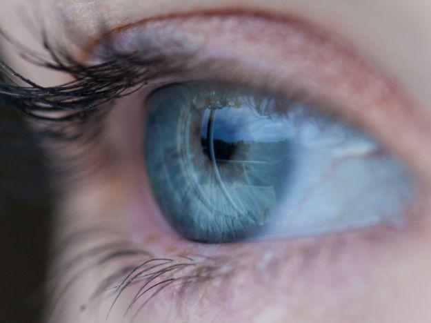 Occhio cornea