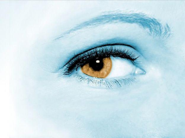 Occhio retinite