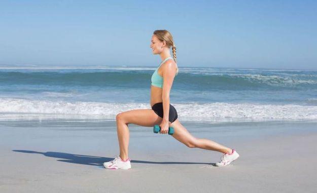 affondi migliori esercizi tonificare gambe