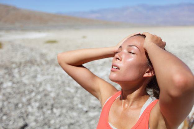 sudorazione fredda cause sintomi