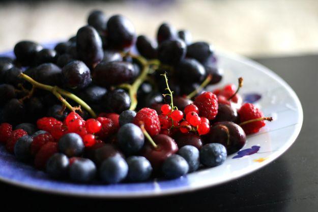 tisana frutti bosco