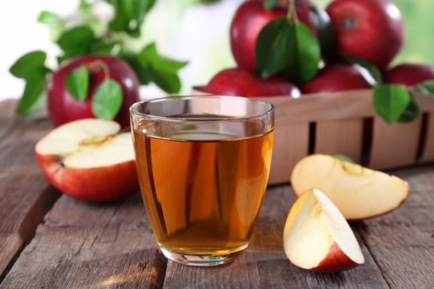 Succo di mela proprietà ricetta