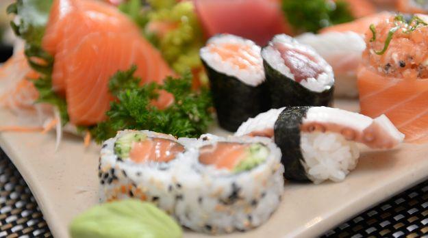 il sushi fa male