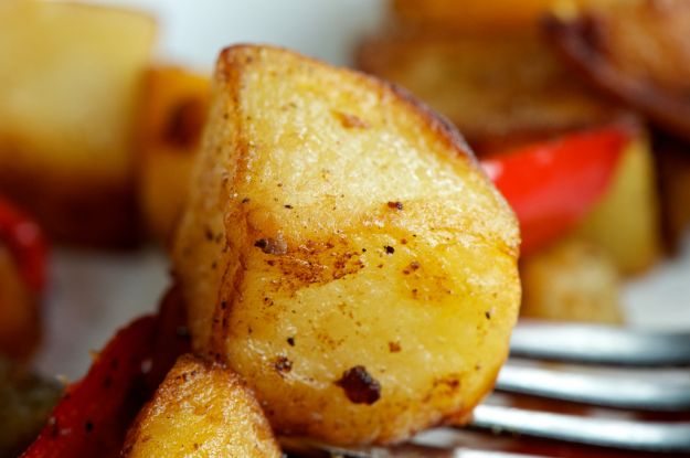 patate forno light
