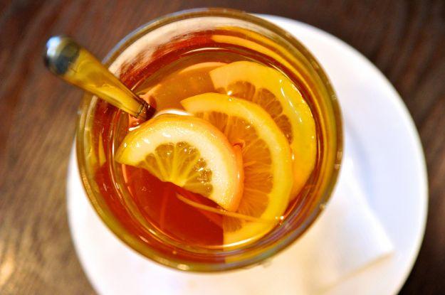 tisana limone