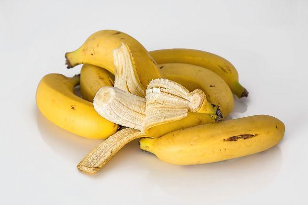 usi della buccia di banana