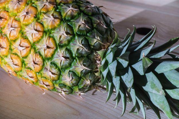 acqua di ananas benefici ricetta dimagrire