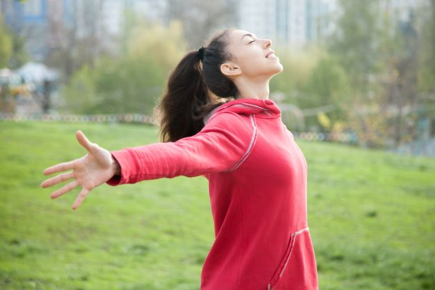 respirazione diaframmatica esercizi benefici