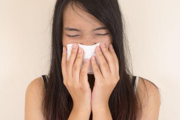 naso che cola rimedi naturali