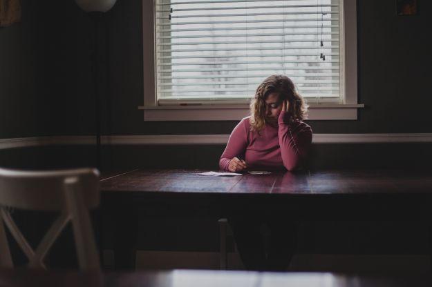 Depressione lavoro