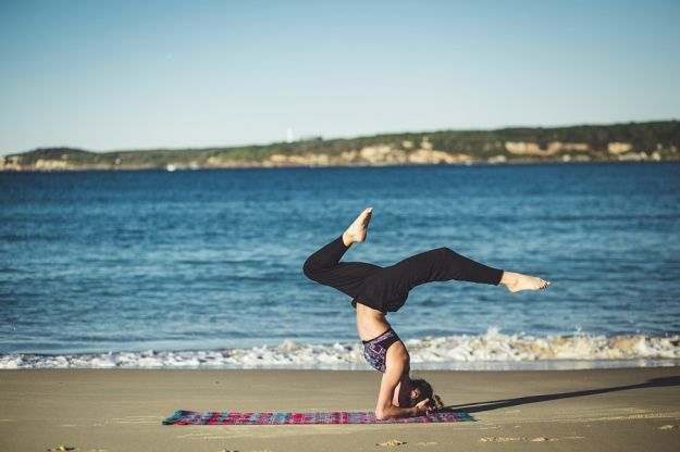 Yoga bilanciamento