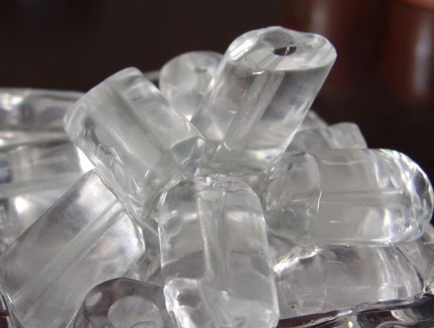 ghiaccio alimentare contaminato
