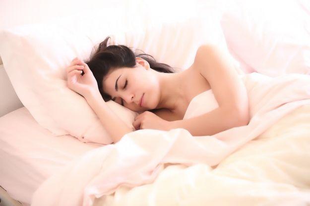sonno e caldo