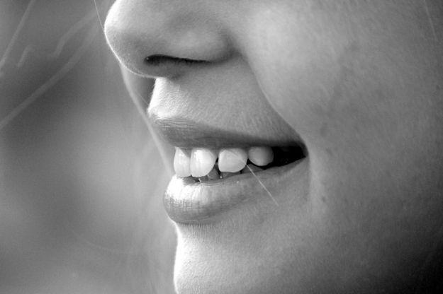 Denti bocca spazi