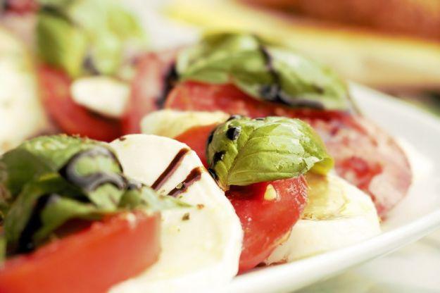 Dieta Mediterranea insalata