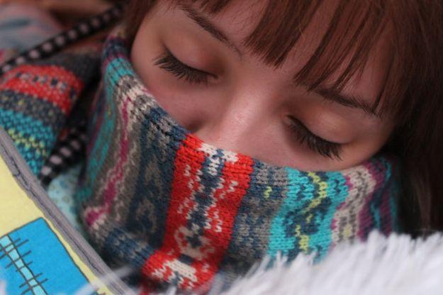 Influenza senza febbre