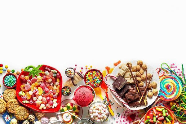 Acido malico dolci