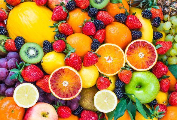 Calorie frutta fresca