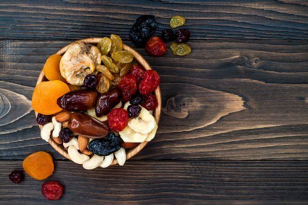 Calorie frutta secca