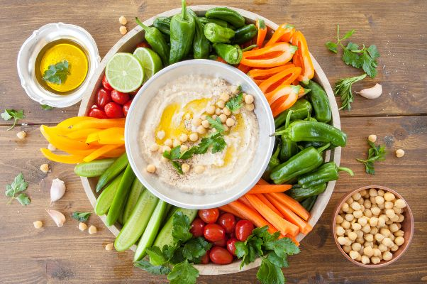 Calorie verdura legumi
