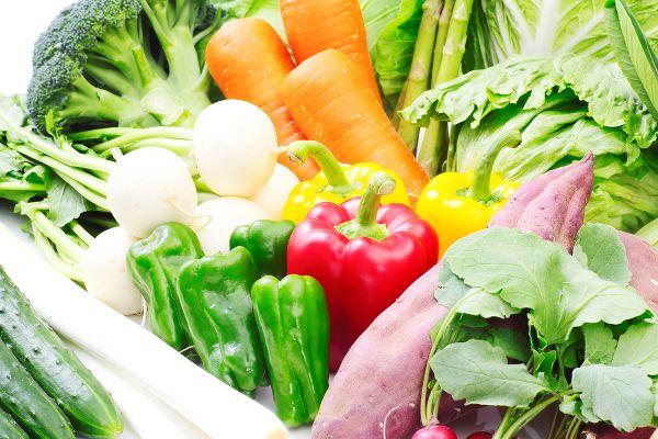 Verdura vitamina C
