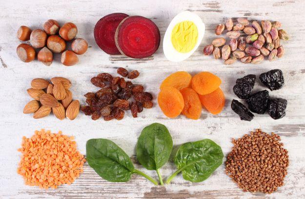 carenza ferro cosa mangiare contro anemia