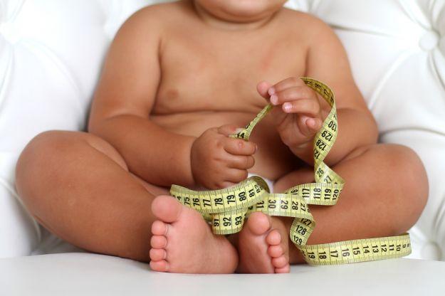 mancanza calcio obesita bambini
