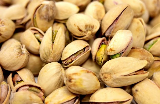 pistacchio proprietà benefici
