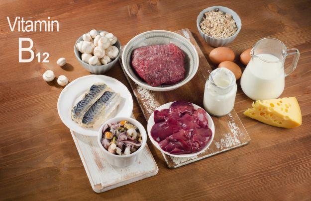 alimenti con vitamina b12