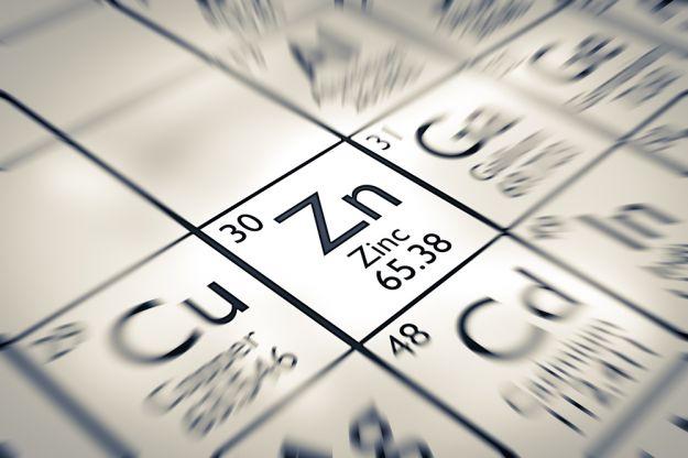 zinco proprieta benefiche a cosa serve