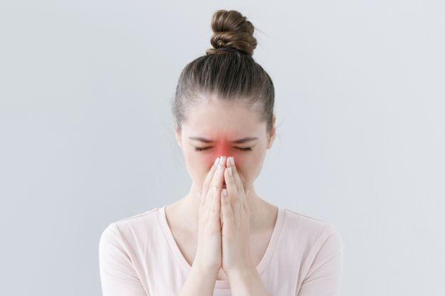 mal di testa da sinusite