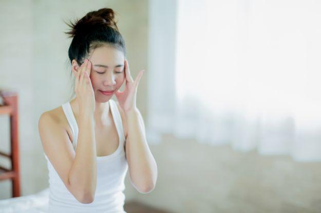 yoga e mal di testa