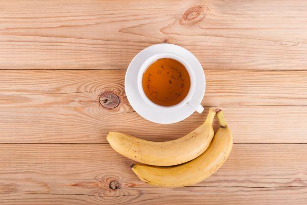 infuso banana cannella