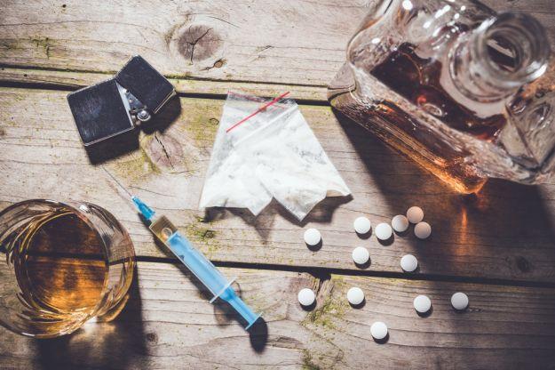 alcool sostanza pericolosa
