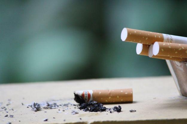 fumatori con cancro