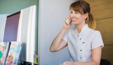 3 motivi per intraprendere la carriera di segretaria di studio odontoiatrico