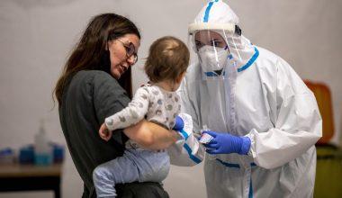 covid pediatria medico bambino