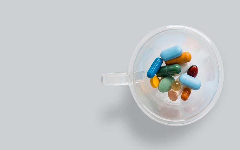 medicine tazzina