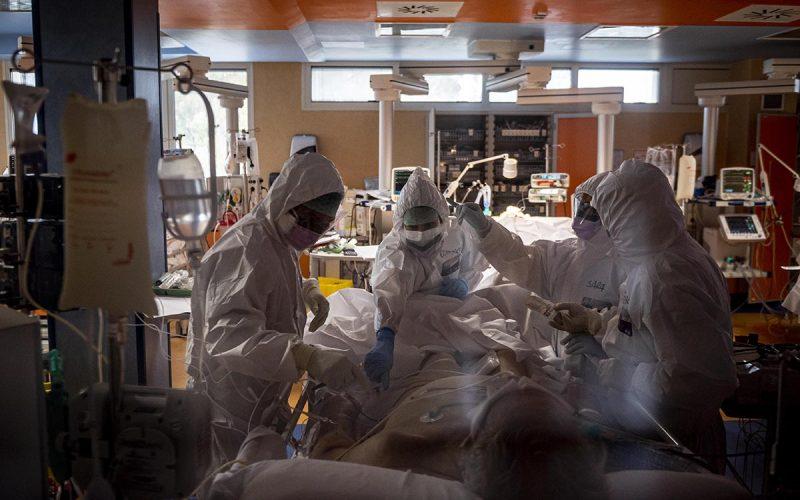 medici ospedale covid-19