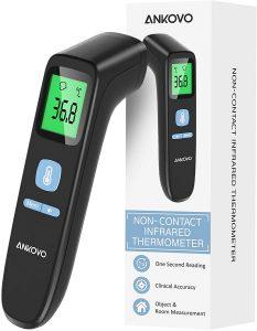 Termometro offerta Amazon primavera 2021