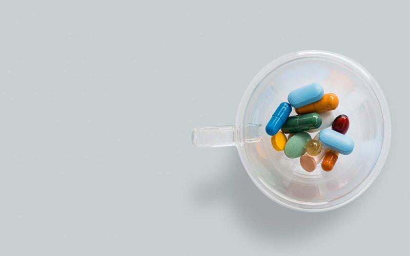 integratori pastiglie medicine