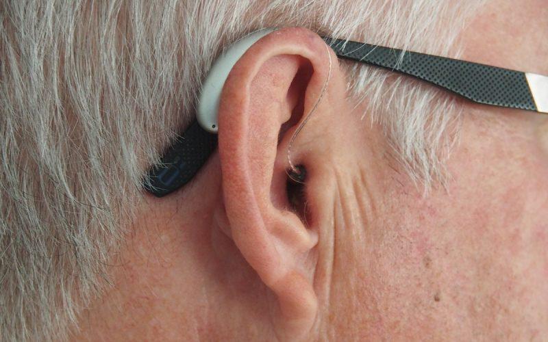 peggioramento dell'udito