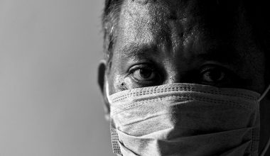 mascherine e ansia sociale